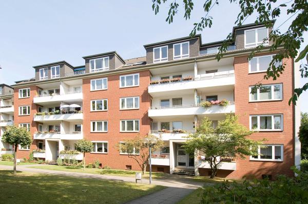 Wohnanlage in Hannover/List