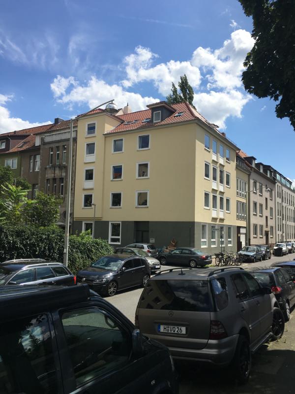 Wohnobjekt in Hannover/Mitte